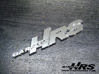 HRS ステッカー